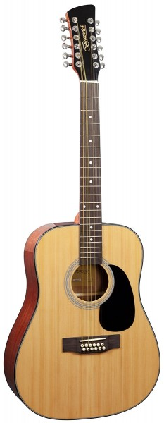 BD20012 - Dreadnought 12 String Natural
