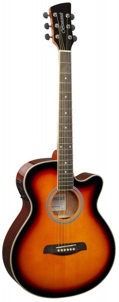 BTK50SB -  Advanced Stage Guitar - Sunburst Gloss