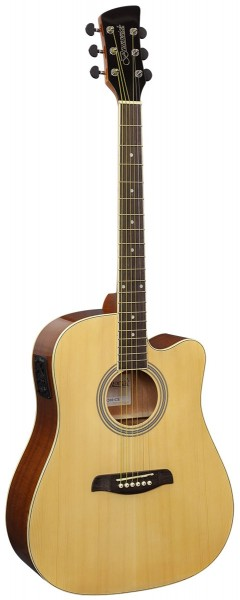 BD200CE -  Dreadnought Cutaway Electro Natural