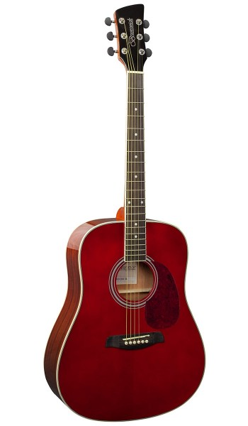 BD200R - Dreadnought - Red Gloss