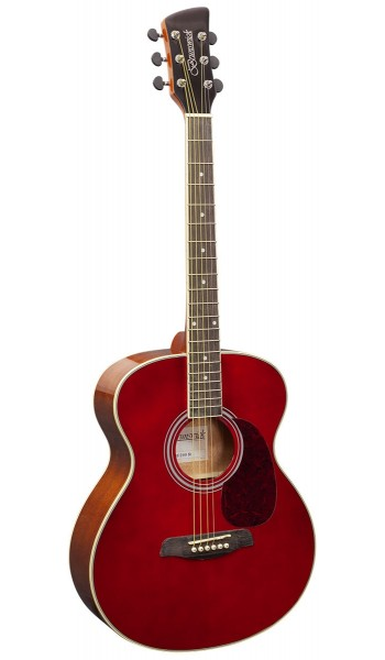 BF200R -  Folk Guitar Red