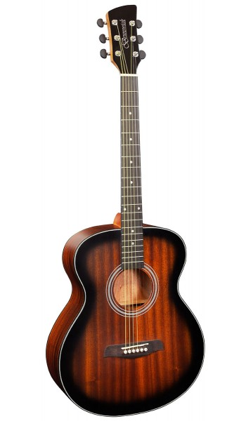 BF200TB - Grand Auditorium - Tobacco Burst Satin