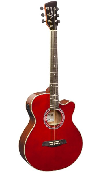 BTK50RD - Advanced Stage Guitar - Red Gloss