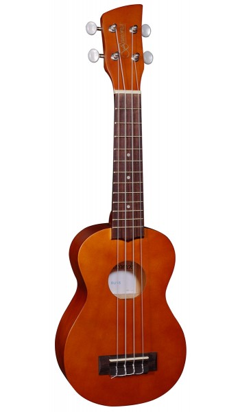 Brunswick Ukulele Soprano Natural Satin - Aquila Strings