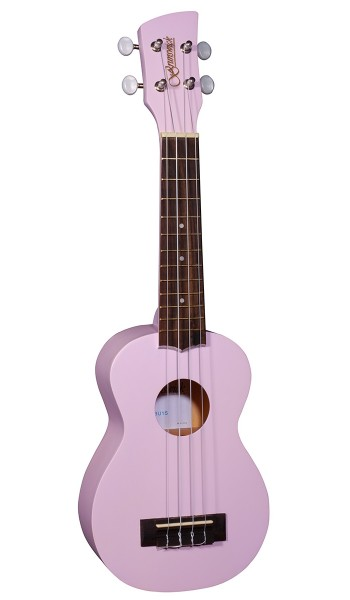 Brunswick Ukulele Soprano Purple Satin - Aquila Strings