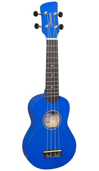 BU2SBL -  Ukulele Soprano Blue Gloss