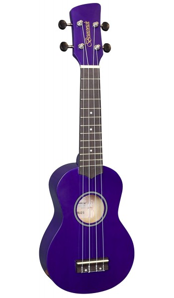 BU2SP -  Ukulele Soprano Purple Gloss