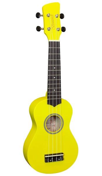 BU2SY -  Ukulele Soprano Yellow Gloss