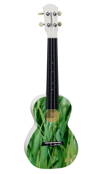 BU50CMD - Ukulele Concert ABS Meadow