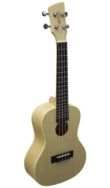 BU5C -  Ukulele Concert. Maple Finish