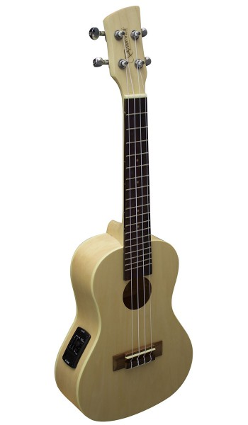 BU5CE -  Ukulele Concert Electro. Maple Finish
