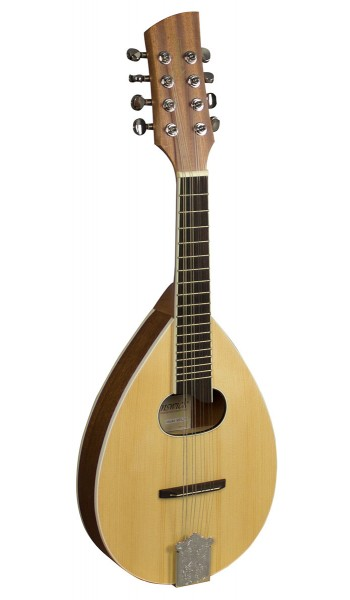 MDL25 -  Mandolin Flat Back Natural