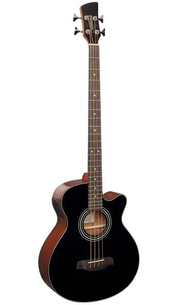 TBJBABK - Acoustic Bass Black